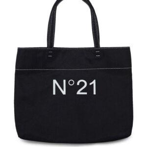 Nº21 Kids Borsa Shopper Con Stampa