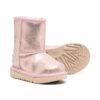 UGG stivaletto alto glitterato rosa