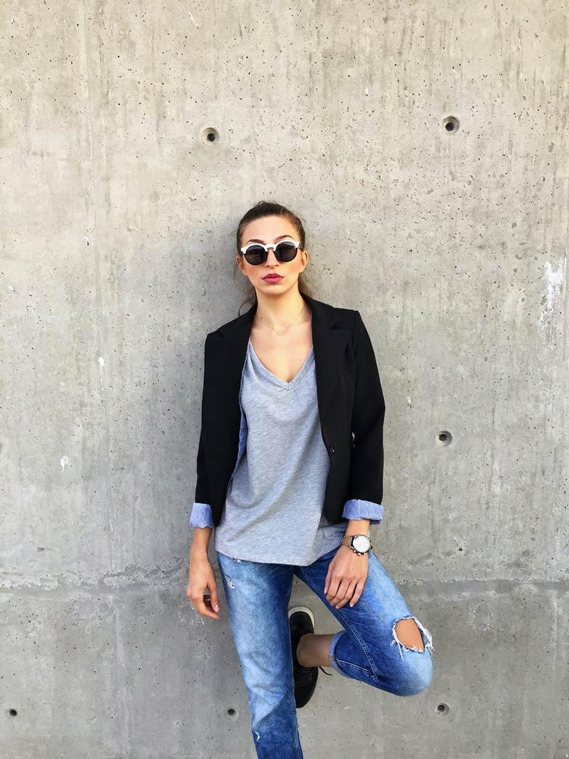 Look alla moda per ragazze super fashion