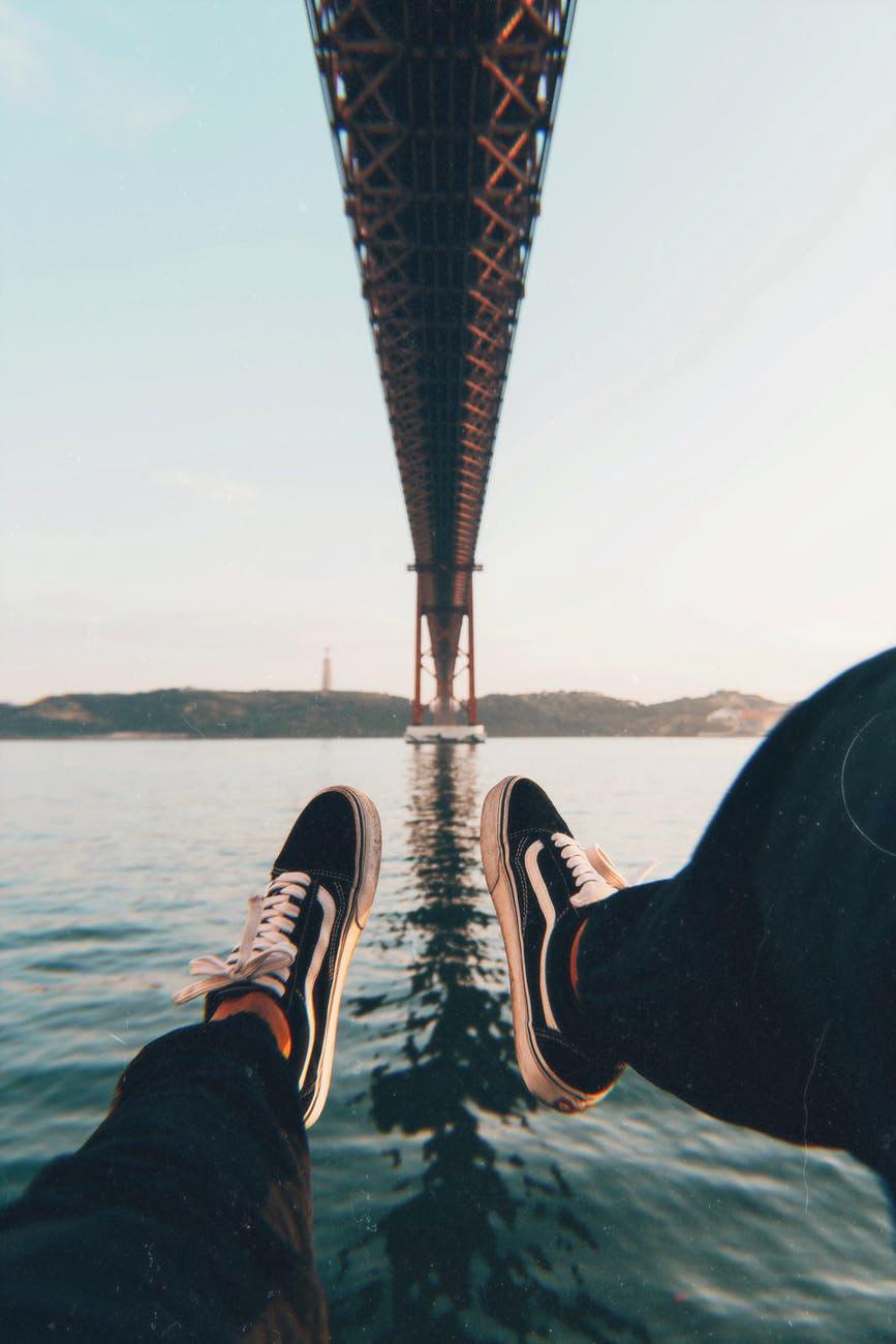 Sneakers alla moda per teenagers